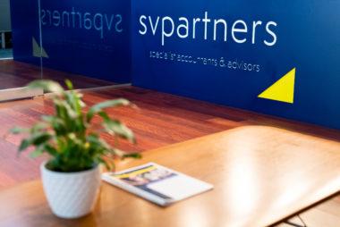 SV Partners reception